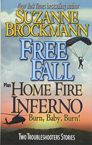 Brockmann Suzanne-Free Fall & Home Fire Inferno (US IMPORT) BOOK NEW