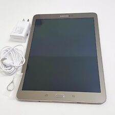 Samsung Galaxy Tab S2 SM-T810 Gold WiFi 32GB 9.7in Tablet