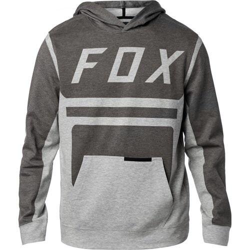 Fox Clothing Moth Pullover Fleece AW17