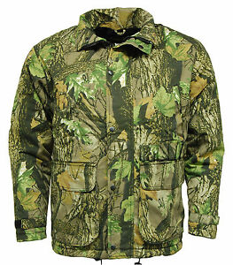 Jacket Delux Waterproof Coat Hunting Stormkloth Fishing Men's Camouflage Camo zOPfnt0