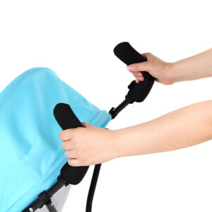 9d662fa156b8 Details about Replacement Handle Cover for Baby Umbrella Type Stroller  Pushchair