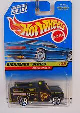 Hot Wheels 1997 BIOHAZARD SERIES 4/4 RESCUE RANGER
