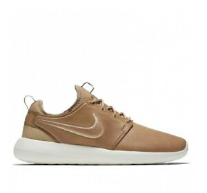 finest selection e5cc5 ab5d8 Image is loading NikeLab-Roshe-Two-Leather-PRM-876521-200