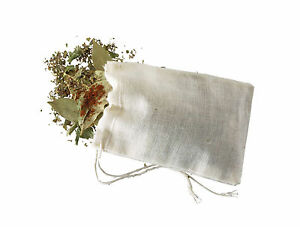 Kitchen-Craft-Reusable-Cotton-Spice-amp-Herb-Tea-Infuser-Bags-Pack-of-4-KCSPBAGS