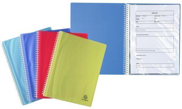 6xEXACOMPTA Sichtbuch LiniFarbe, aus PP, DIN DIN DIN A4 | Bevorzugtes Material  | Zu einem erschwinglichen Preis  | Viele Sorten  dec6b2