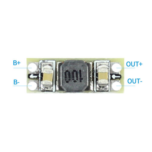 L-C Power Filter 1A Lllustrated Eliminate Moire Video Signal Filtering For FPV