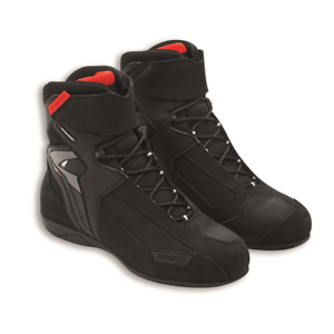 cdf68185d89fb9 Image is loading Ducati-Company-C3-Motorcycle-Boots-by-TCX-Brand-