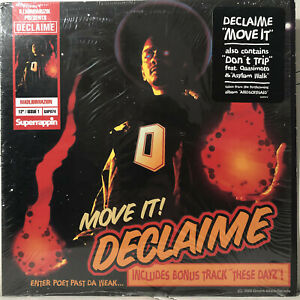 DECLAIME-MADLIB-MOVE-IT-DON-039-T-TRIP-THESE-DAYZ-12-034-2001-RARE