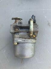 Carburetor Carb for John Deere Generator with a Briggs /& Stratton 342cc engine
