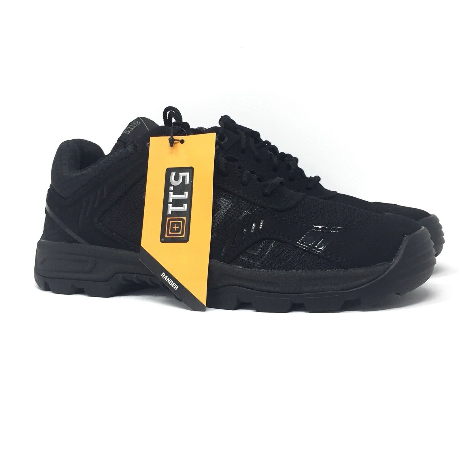 5.11 Tactical 12308 Ranger Zapato Negro para Hombres Nuevo con etiquetas
