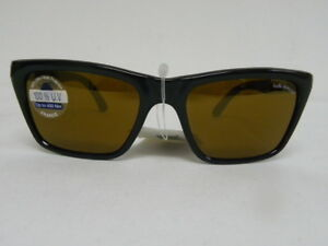 Details Sunglasses Black About 528 Nos Gold Bolle Spectra New Acrylex Vintage Mirror mnN80Ovw