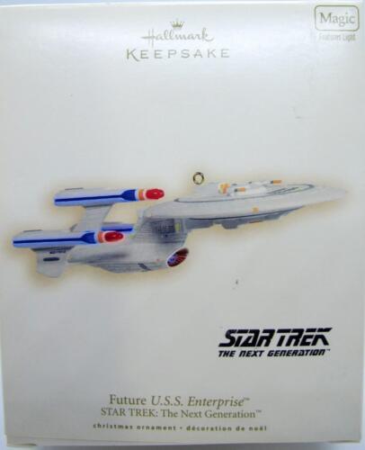 Star Trek Ornaments Hallmark Keepsake  YOUR CHOICE of 9 Collectible Ornaments