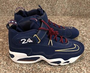 7dd8f6639d Nike Air Max Griffey 1 Prez QS HOF Hall of Fame Size 12 853014 400 ...