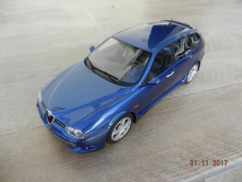 ALFA ROMEO 156 SW GTA 1 18 Ottomobile  147