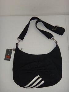 e7f9c4f6ffc Y-3 by Yohji Yamamoto Women s Cross-body Hobo Bag Black Techno ...