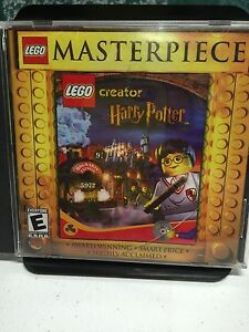 how to find lego creater harrey potter