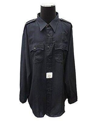 Flying Cross 31R5826 Men/'s Long Sleeve Uniform Shirt Slate Blue