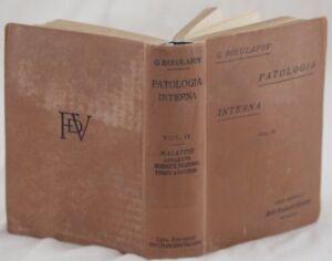 DIEULAFOY-MANUALE-DI-PATOLOGIA-INTERNA-MALATTIE-APPARATO-DIGERENTE-MEDICINA-1920