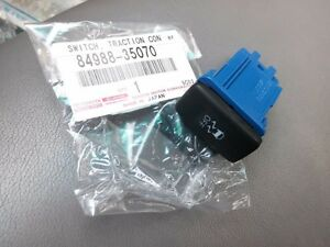 Toyota OEM Traction Control Switch