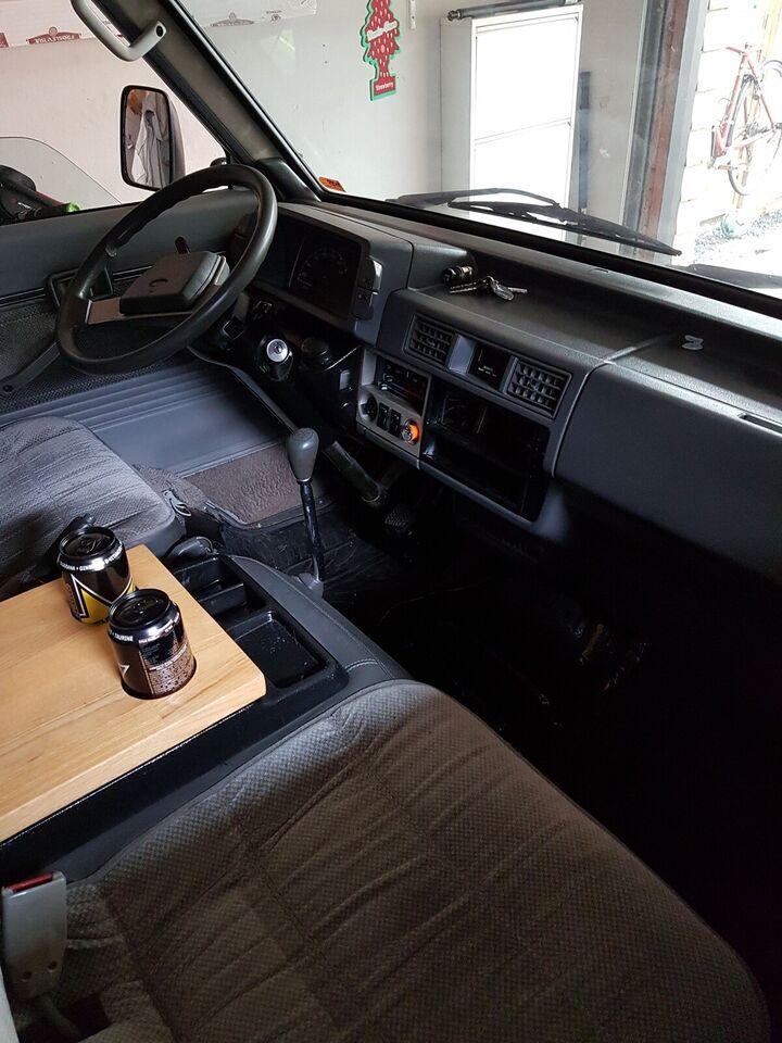 Ford Econovan, 2,0 D, Diesel
