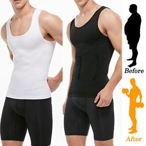 Shapewear für Männer vor und nach dem Abnehmen