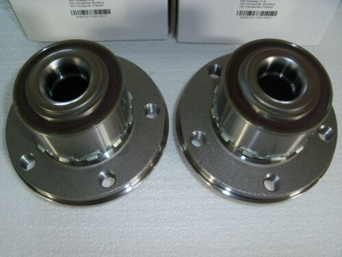 2 Radlager//Radnabe m.ABS VW T5 Hinten// Vorn 7H0498611 1,9 2,0 2,5 TDI NEU
