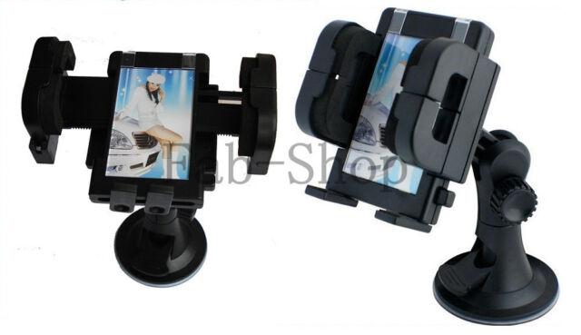 UNIVERSAL IN CAR HOLDER MOUNT CRADLE FOR MP3 MP4 MOBILE PHONES GPS PDA SAT NAV