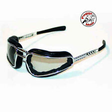 BARUFFALDI EASY RIDER GOGGLES IN BLACK WITH PHOTOCHROMATIC LENS (175010)