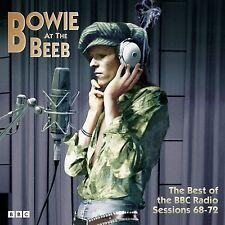 DAVID BOWIE - BOWIE AT THE BEEB (BEST OF BBC RADIO RECORDINGS) 4 VINYL LP NEU