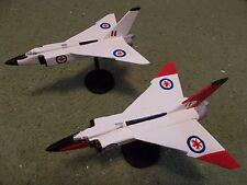 Built 1/144: Canadian AVRO CF-105 ARROW (Set of Two Models)