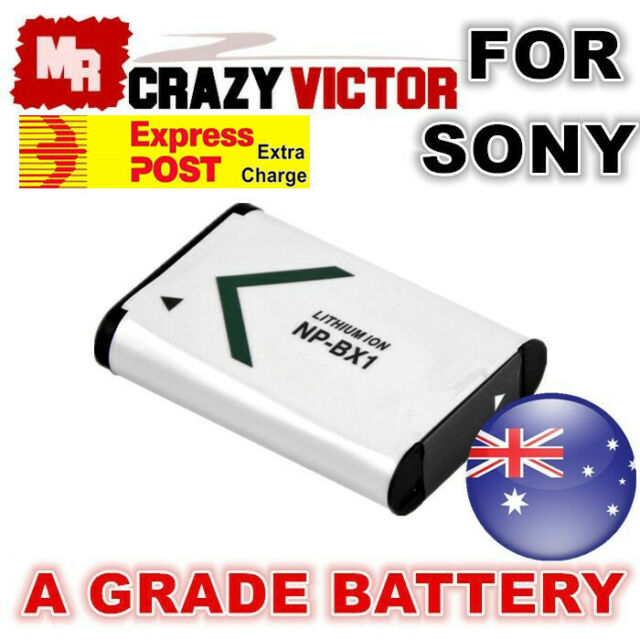 Battery for Sony HDR-CX240 HDR-CX405 HDR-CX440 HDR-CX440/B Handycam Camcorder