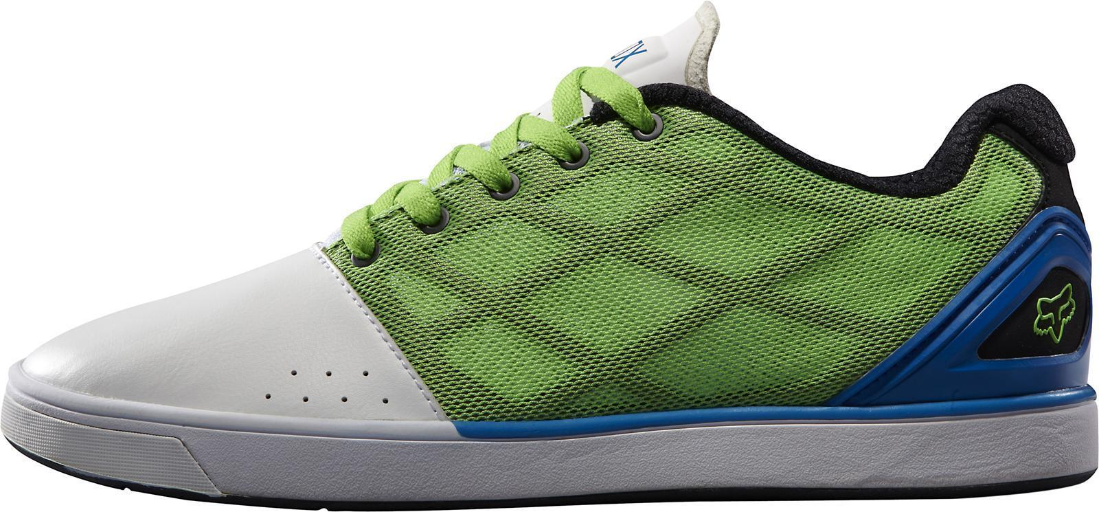 Fox Racing 05616-076 Motion Varial Mn' (M) blancoo verde Sintético Zapatos informales