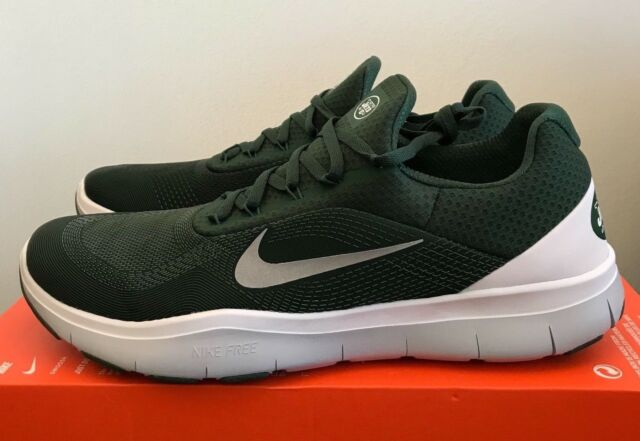 info for a3197 b2184 Nike New York Jets Free Trainer V7 Ltd Edition Athletic Shoes Green Size  12.5