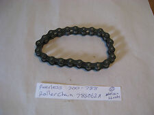 PEERLESS 700-788  ROLLER CHAIN 786062     #41 CHAIN  22 LINKS