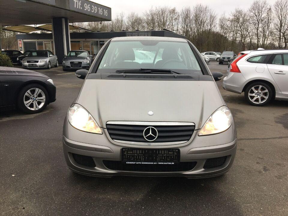 Mercedes A160 2,0 CDi aut. Van Diesel aut. Automatgear
