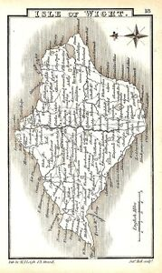 Antique-map-Isle-of-Wight