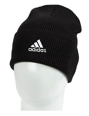 3c03f4fab30 Adidas 2019 TIRO Woolie Hat Winter Beanie Sports Black Headwear Hats Cap  DQ1070