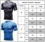 Men-Compression-T-Shirt-Short-Sleeve-Wear-Base-Layer-Tank-Top-Vest-Sport-Running thumbnail 10