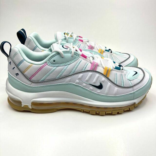Size 8.5 - Nike Air Max 98 Teal Tint