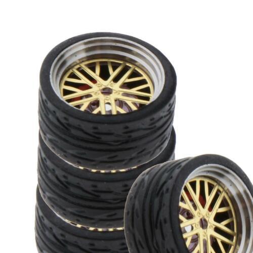 1//64 Skala Fahrzeug Räder Für Auto Modelle Auto Accs Erwachsene Spielzeug A16