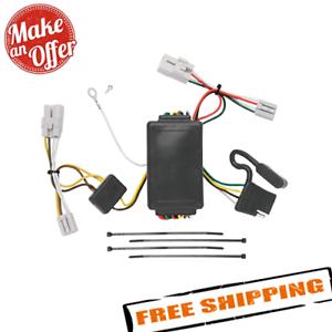 Tekonsha 118264 4-Flat Tow Harness Wiring Package
