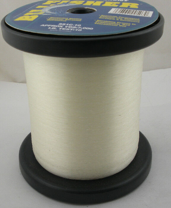 Sea Striker SS1C-12 Billfisher à Transparent Monofilament Fil 1Lb Bobine 12Lb