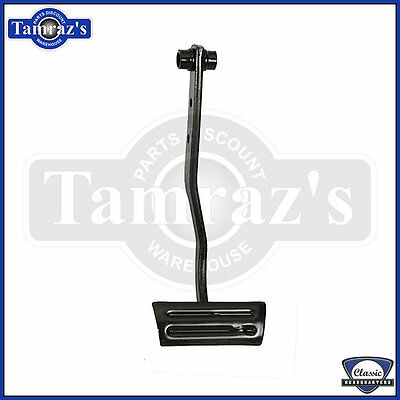 fits 67-72 BOP A&G Body models  w/ Automatic Trans - Brake Pedal Shaft Assembly