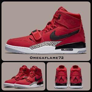 2015 Nike Jordan 11LAB4 ROSSO Air Edizione Limitata Nuovo