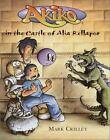 Akiko: Akiko in the Castle of Alia Rellapor by Mark Crilley (2001, Hardcover)