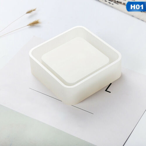 DIY Craft Resin Casting Molds Kit Silicone Mold Making Jewelry Pendant Mould Hot