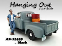 hanging Out Mark Figure For 1:24 Scale Models American Diorama 23955