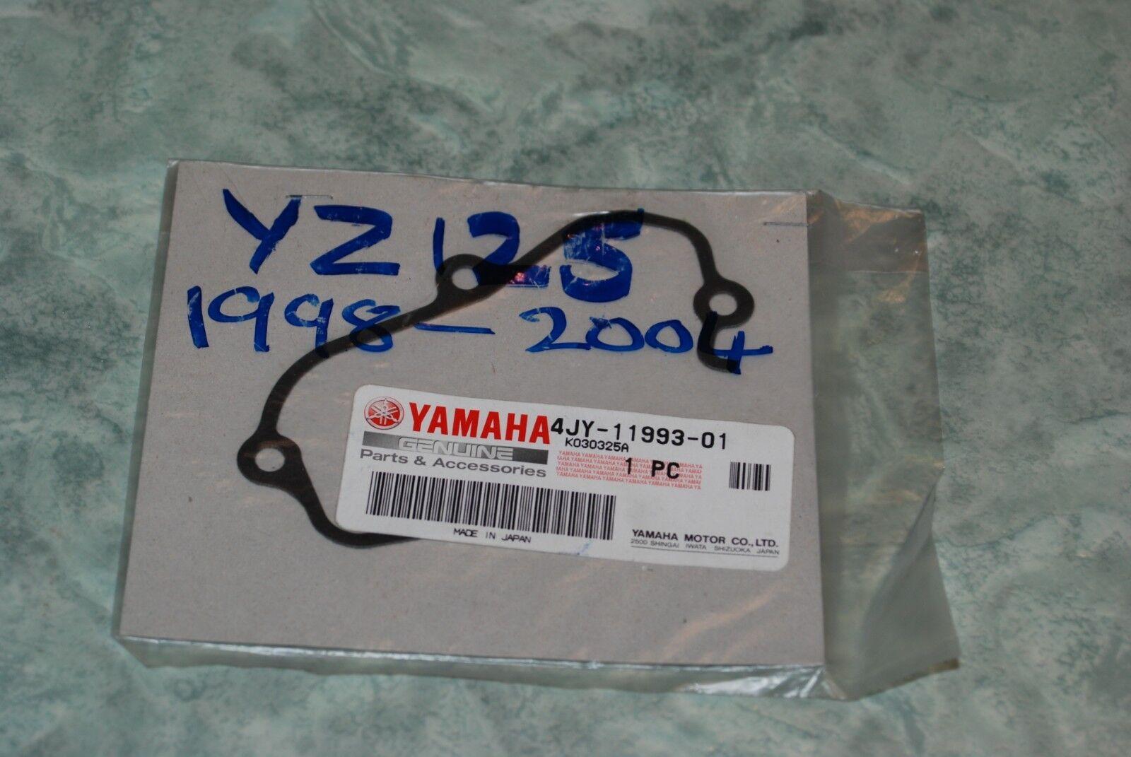1998-2004 Yamaha YZ125 POWER VALVE GASKET  4JY-11993-01 YZ 125
