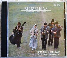 Nem Arrol Hajnallik Amerrol Hajnallott Muzsikas Hungarian Folk Music Group CD