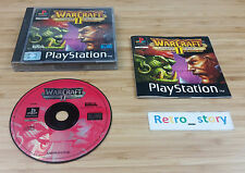 Sony Playstation PS1 Warcraft II PAL